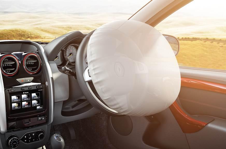 Driver's side aribag