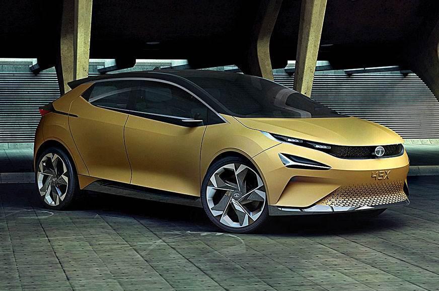 Tata 45X hatchback concept