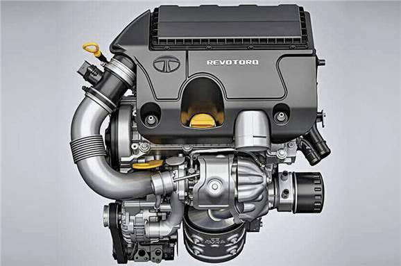 Tata Revotorq engine