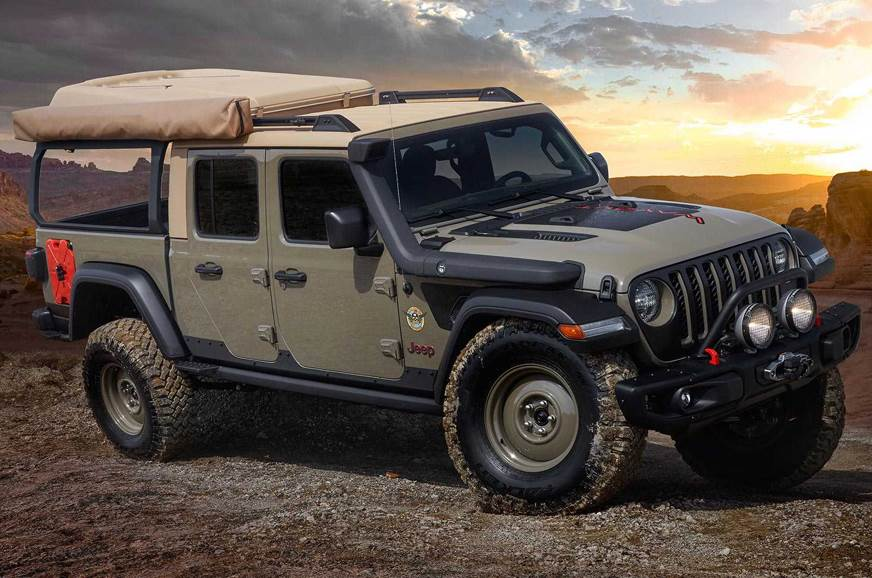 Easter Safari 2019 Jeep concepts unveiled