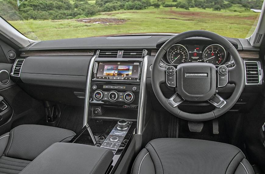 Land Rover Discovery review