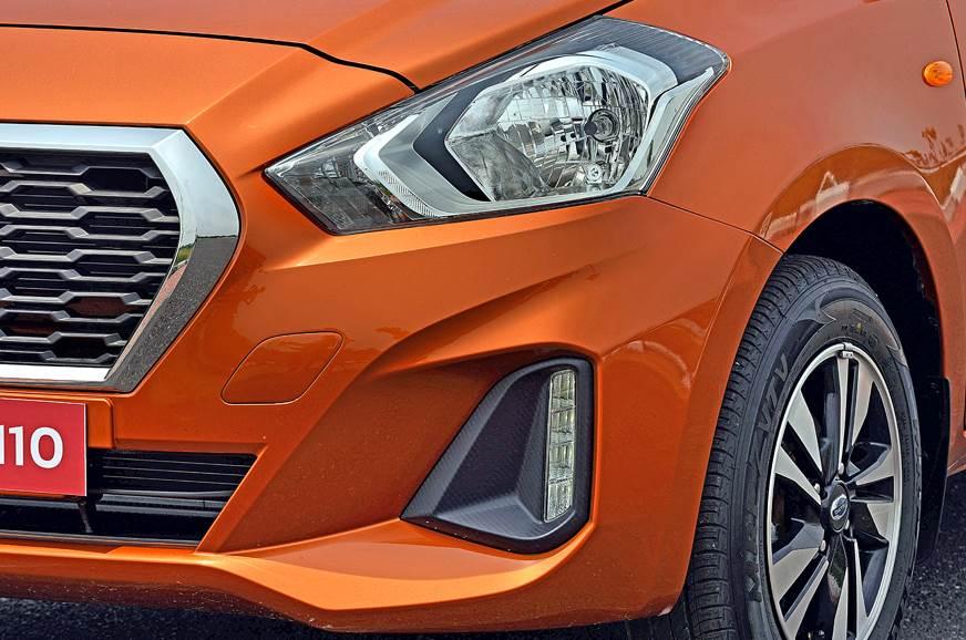 2018 Datsun Go LED DRL