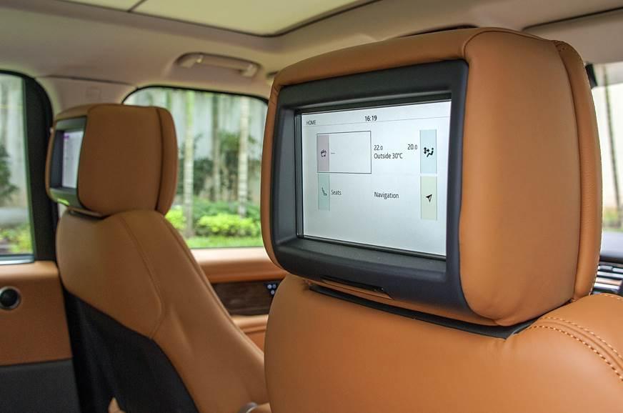 2018 Range Rover facelift