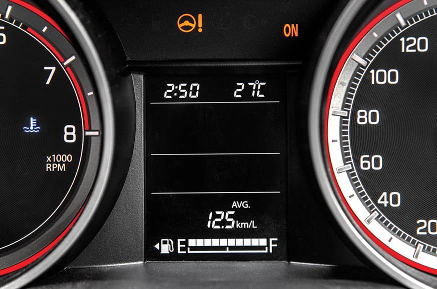 2018 Maruti Suzuki Swift fuel efficiency