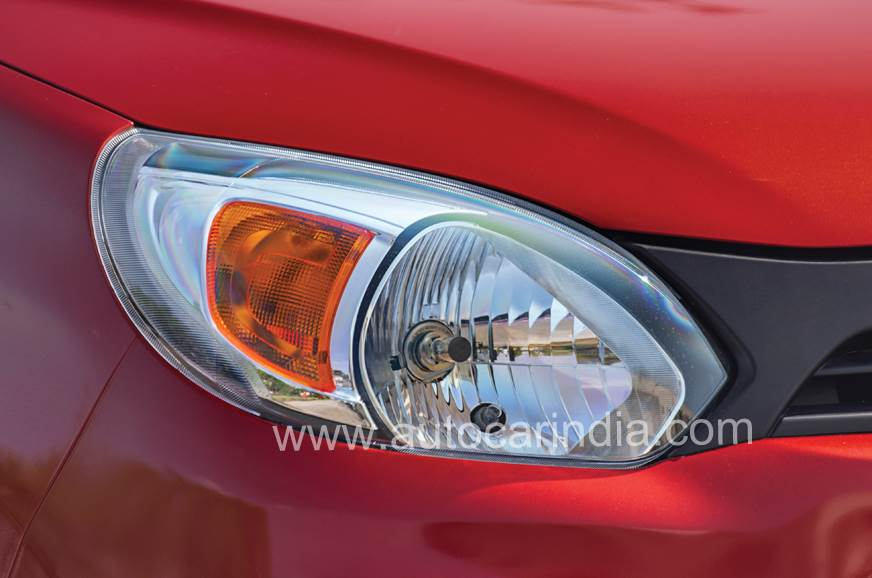 Maruti Alto headlight