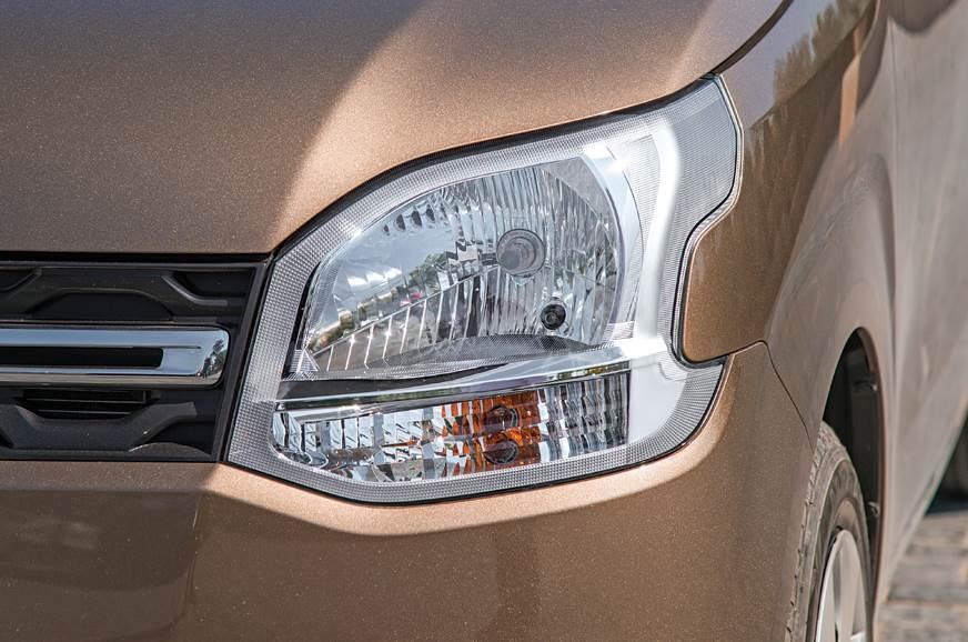 2019 Maruti Suzuki Wagon R headlamp