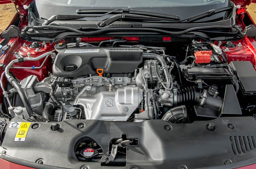 2019 Honda Civic diesel engine