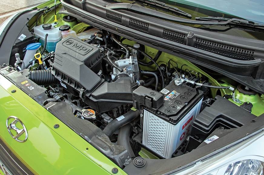 Hyundai Santro engine