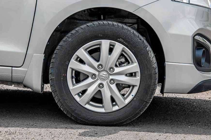 Maruti Ertiga alloy wheel