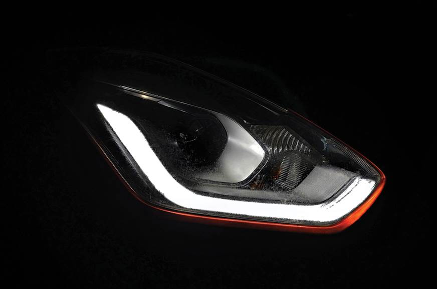 Maruti Suzuki Swift headlamp