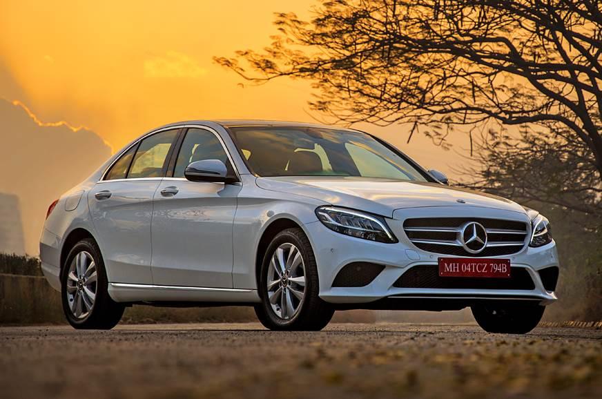2019 Mercedes-Benz C 200 petrol front static