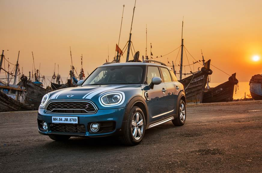 Mini Countryman SD front