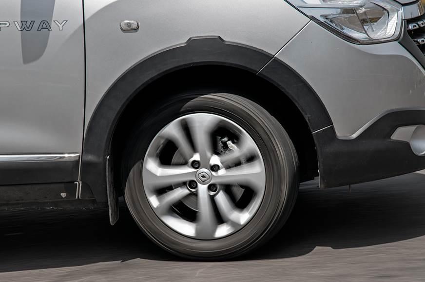 Renault Lodgy wheel