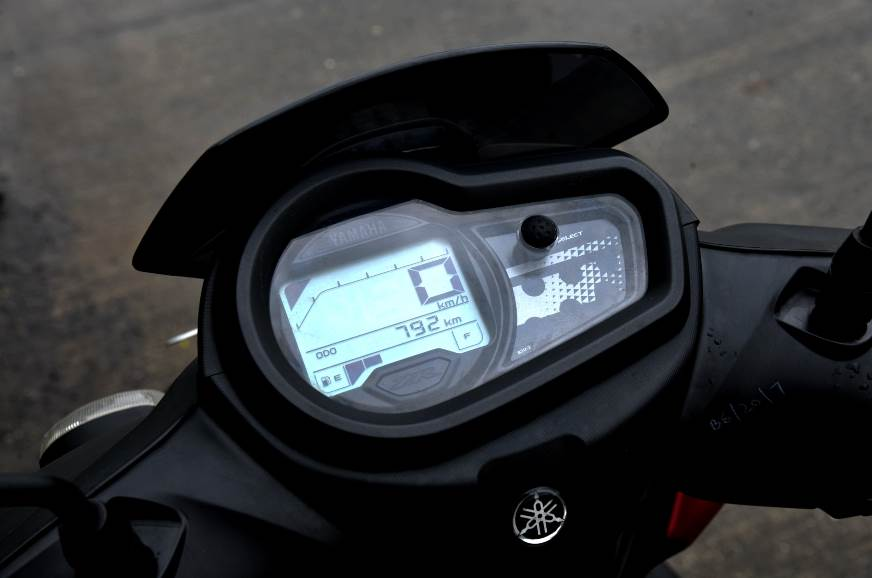 Yamaha-Ray-ZR125-display