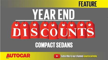 Best year-end discounts on compact sedans video