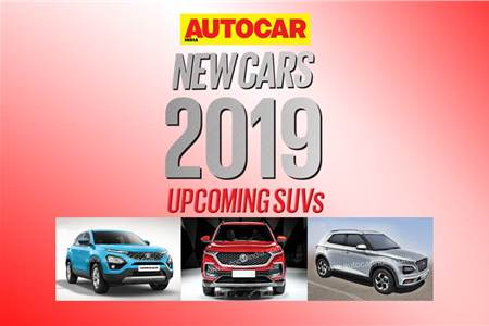 New Cars for 2019 - SUVs Part 1 video
