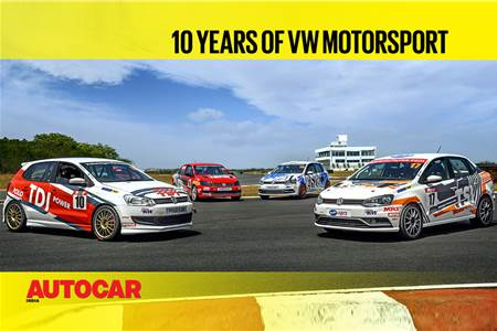 10 Years of Volkswagen Motorsport - Every VW race car driven video
