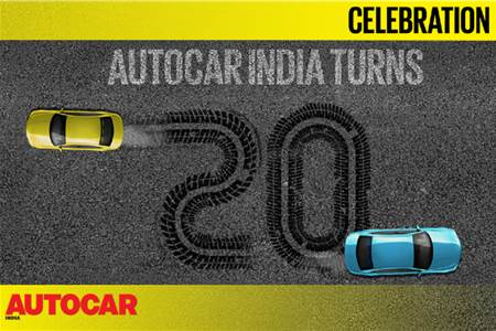 20 Years of Autocar India feature video