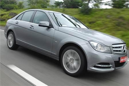 Mercedes C-Class Facelift