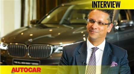 In conversation with BMW India boss Vikram Pawah
