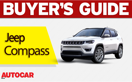 2017 Jeep Compass buyer's guide video