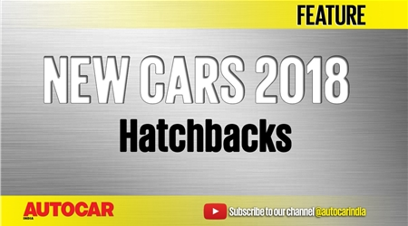 New hatchbacks for 2018 video