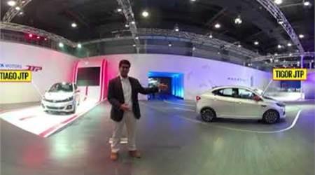 Tata Motor's Smart City in 360 VR