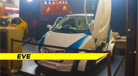 Sponsored feature: Executive Modcar Trendz at Auto Expo 2018