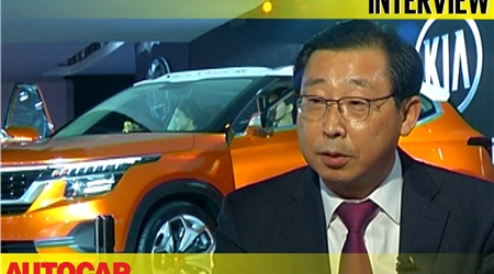 In conversation with Han Wu Park, CEO, Kia Motors