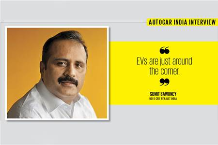 In conversation with Sumit Sawhney, MD & CEO, Renault India video