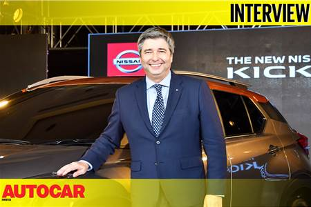 In conversation with Thomas Kuehl, President, Nissan India