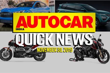 Quick News video: November 30, 2019