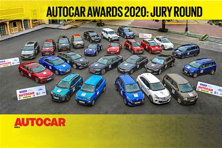 Autocar Awards 2020: Jury Round Cars video