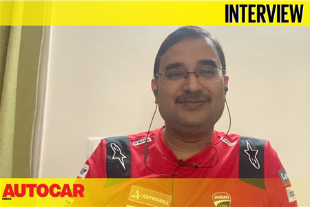 Ducati India MD Bipul Chandra on working from home, coronavirus' effect and more