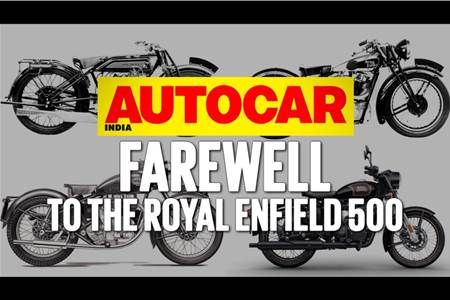 The story of Royal Enfield's 500cc single