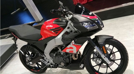 Aprilia RS 150, Tuono 150 first look video