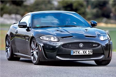 Jaguar drive at Ascari Track