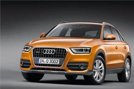 2011 Audi Q3 2.0TDI