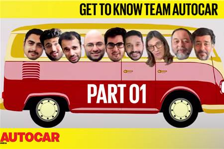 Get To Know Team Autocar Part 1 feature video