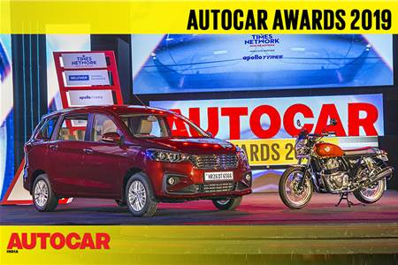 Autocar Awards 2019 video