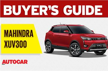 Mahindra XUV300 buyer's guide video