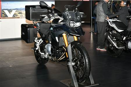 BMW F750 GS, F850 GS first look video