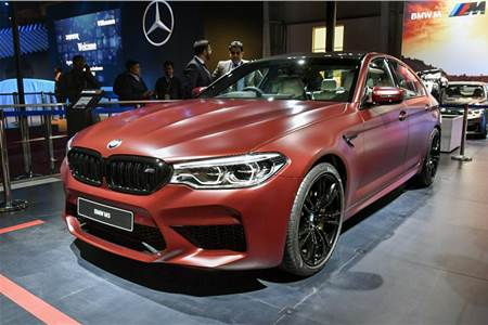 BMW cars at the Auto Expo 2018 first look video