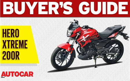 2018 Hero Xtreme 200R buyer's guide video