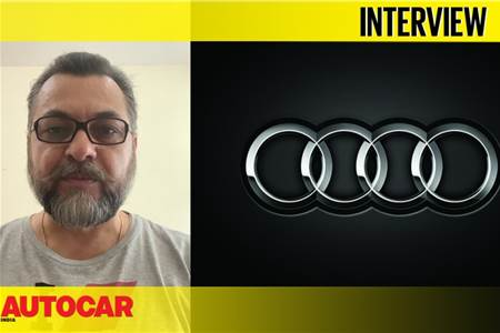 Balbir Singh Dhillon talks about the effects of the lockdown on Audi and more