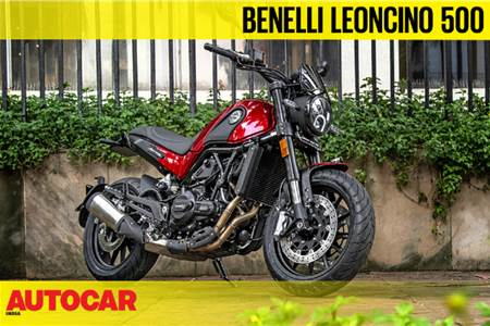 2019 Benelli Leoncino 500 first look video