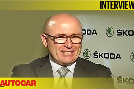 In conversation with Bernhard Maier, CEO, Skoda Auto video