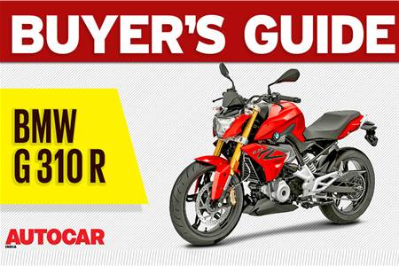 BMW G 310 R buyer's guide video