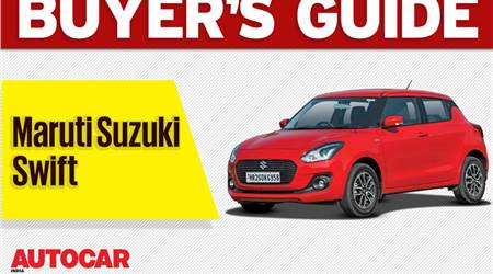 2018 Maruti Suzuki Swift buyer's guide video