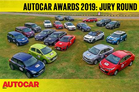 Autocar Awards 2019: Jury Round Cars video